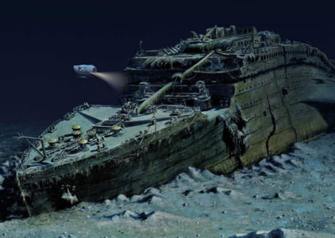 Credeai ca vei putea ajunge vreodata sa explorezi epava Titanicului?
