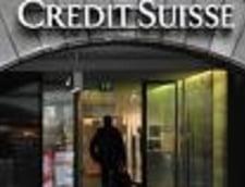 Credit Suisse: Profit net de 1,7 miliarde dolari in T1