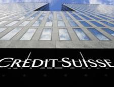 Credit Suisse, amendata cu 5,95 milioane de lire sterline