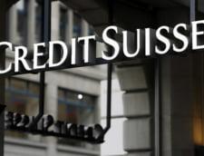 Credit Suisse, prima pierdere din ultimii trei ani