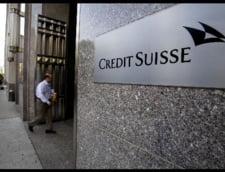 Credit Suisse a transmis date bancare Washingtonului