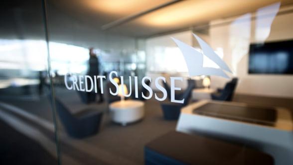 Credit Suisse ar putea plati despagubiri de 2 miliarde dolari