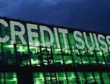 Credit Suisse va emite obligatiuni de sase miliarde franci elvetieni