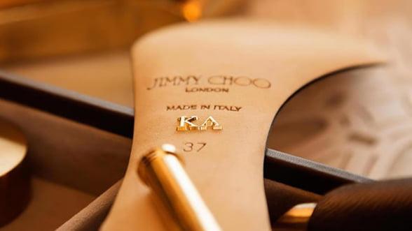 Creeaza-ti propria pereche de pantofi Jimmy Choo