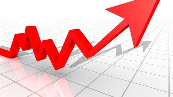 Crestere de 6,9% a cifrei de afaceri din industrie