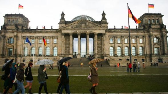 Crestere economica Europa: Germania rezista cu greu crizei zonei euro