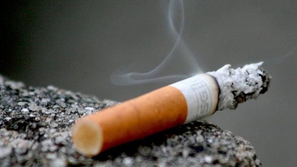 Cresterea accizelor la tigari, eficienta pentru reducerea fumatului