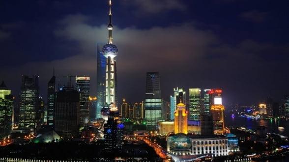 Cresterea economica a Chinei ar putea atinge cel mai scazut nivel din ultimii 23 de ani