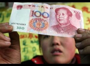 Cresterea economica a Chinei s-a temperat la 9%