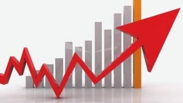 Cresterea economica a Romaniei, revizuita la 3,9% pentru primul trimestru