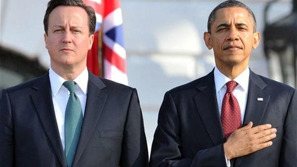 Cresterea pretului la petrol ameninta economiile. SUA si Anglia, in discutii