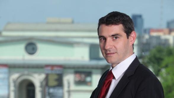 Cristian Herghelegiu, noul CEO al GECAD NET: Raman aproape de online