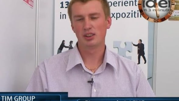 Cristian Timofciuc, general manager Tim Group