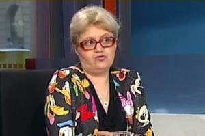 Cristiana Anghel isi cere scuze dupa votarea pensiilor speciale