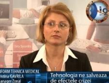 Cristina Gavrila, manager zonal Inform Tehnica Medical