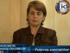 Cristina Grigorescu: puterea asociatiilor