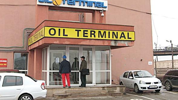 """Criza """"ataca"""" si companiile petroliere: Profit in scadere pentru Oil Terminal"""