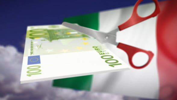 Criza datoriilor: Italia isi concesioneaza patrimoniul
