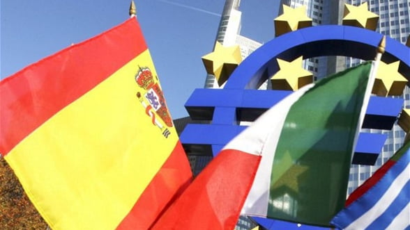 Criza datoriilor: Spania si Italia se angajeaza sa actioneze impreuna