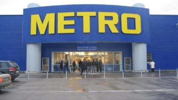 Criza din Europa de Est dauneaza grav profitului Metro