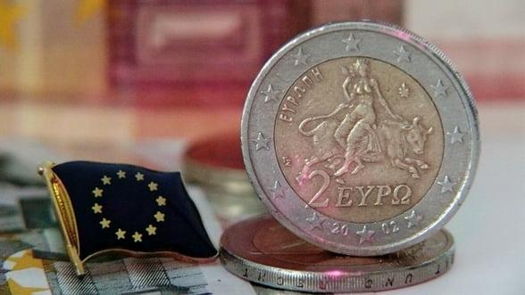 Criza din Grecia s-a ieftinit. Recapitalizarea bancilor costa doar 10 miliarde de euro