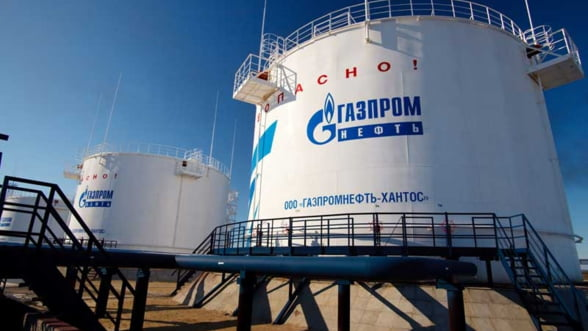 Criza din Ucraina nu a afectat operatiunile Gazprom spre Europa