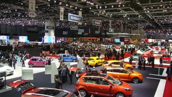 Criza din industria auto europeana bate la usa producatorilor germani