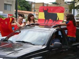 Criza din sectorul auto spaniol a facut 100.000 de someri