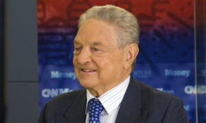Criza euro, vazuta prin ochii lui George Soros