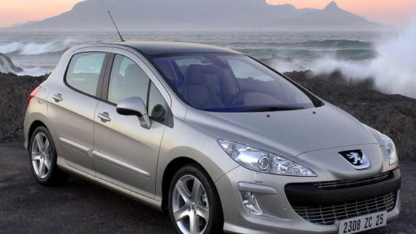 Criza europeana pune la pamant Peugeot: Scadere de 13% a vanzarilor
