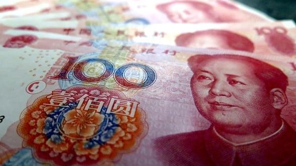 Criza goleste China de bani. 800 de miliarde de dolari au fost retrasi din tara