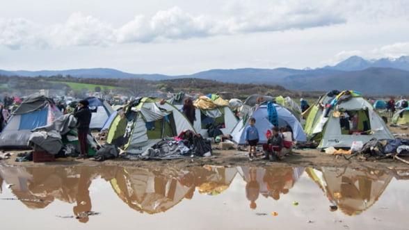 Criza refugiatilor se amplifica pe nesimtite, in timp ce europenii isi paseaza responsabilitatea