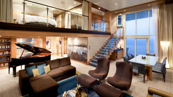 Croaziera de lux: Nave care fac hotelurile de 5 stele sa para... ieftine