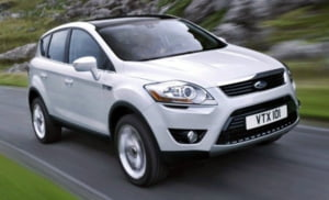 Crossover-ul Ford Kuga, din august in Romania