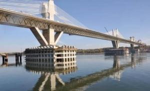 Cu cat a crescut podul Calafat-Vidin exporturile Romaniei in Bulgaria