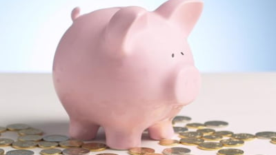 Cu cat s-au redus depozitele bancilor din Romania in primele noua luni ale anului