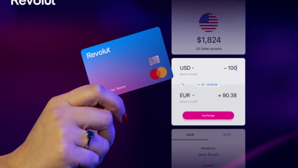 Cu peste 10 milioane de utilizatori in Europa, gigantul fintech Revolut isi lanseaza serviciile in Statele Unite ale Americii