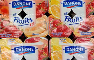 Danone Romania: Crestere de 5,7% a cifrei de afaceri in 2011