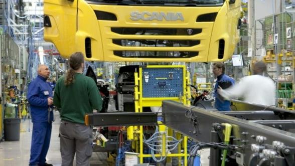 """Cum a """"zgariat"""" criza din Rusia industria germana de masini"""