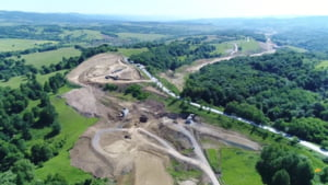 """Cum a ajuns autostrada Lugoj-Deva """"in faliment"""". """"Vom ajunge sa dam inapoi toti banii europeni atrasi pentru intreg proiectul"""""""
