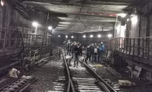 Cum a explodat profitul firmei sindicatelor de la metrou, in timp ce Metrorex are pierderi de sute de milioane de lei