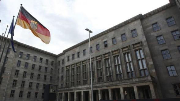 Cum a inceput sa schioapete economia Germaniei