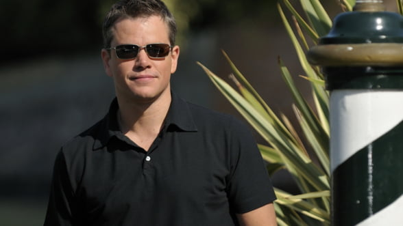 Cum a reusit sa castige Matt Damon 3 milioane de dolari in 20 de secunde
