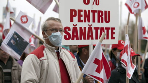 Cum a rezolvat Guvernul greva medicilor: zilele nelucratoare, platite dublu si mai multi bani la buget