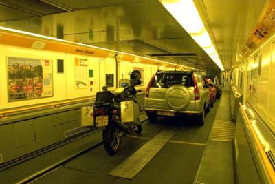Cum a schimbat Eurotunelul relatiile dintre Franta, Belgia si Marea Britanie