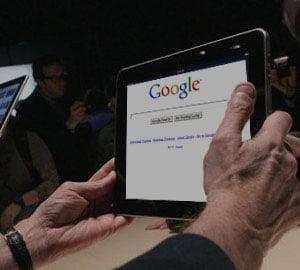 Cum afecteaza iPad strategia Google