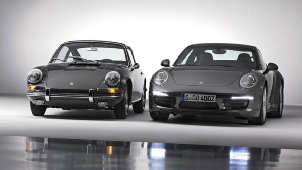 Cum aniverseaza Porsche 911 50 de ani de la lansare