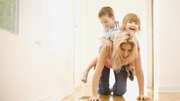 Cum apare rasfatul - Parenting, cu Urania Cremene
