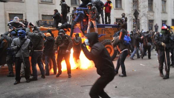 Cum ar putea fi influentat pretul gazelor in Europa, de instabilitatea din Ucraina