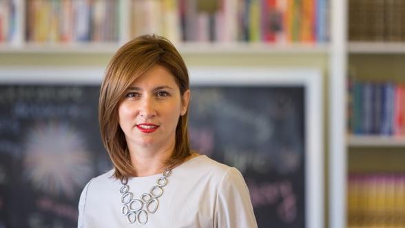 Cum ar trebui sa arate invatamantul romanesc - Diana Segarceanu, Avenor College